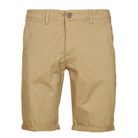 Vêtements Homme Shorts / Bermudas Teddy Smith SHORT CHINO Beige