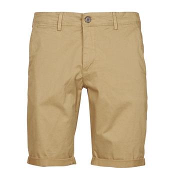 Vêtements Homme Shorts / Bermudas Teddy Smith SHORT CHINO Beige
