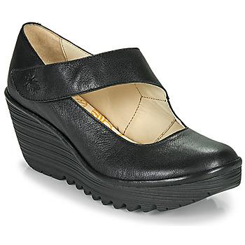 Chaussures Femme Escarpins Fly London YASI Noir