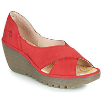 Chaussures Femme Sandales et Nu-pieds Fly London YOMA Rouge