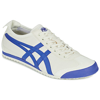 Chaussures Baskets basses Onitsuka Tiger MEXICO 66 NYLON Blanc / Bleu
