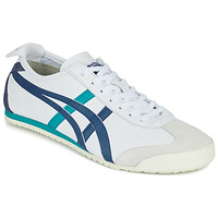 Chaussures Baskets basses Onitsuka Tiger MEXICO 66 Blanc / Bleu