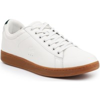 Chaussures Homme Baskets basses Lacoste Carnaby Evo 5 SRM 7-30SRM4002098 beżowy
