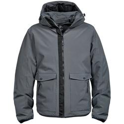Vêtements Homme Blousons Tee Jays TJ9604 Gris