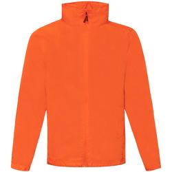 Vêtements Vestes Gildan GH112 Orange