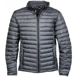 Vêtements Homme Vestes Tee Jays T9630 Gris
