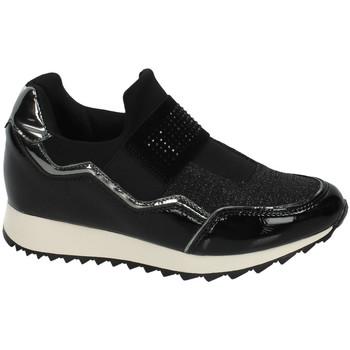 Chaussures Femme Slip ons B&w  Noir