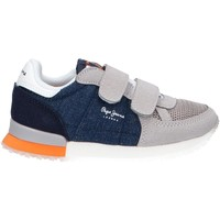 Chaussures Fille Multisport Pepe jeans PBS30447 SYDNEY Azul