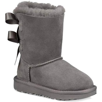 Chaussures Fille Bottines UGG  Gris
