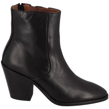 Chaussures Femme Bottines Schmoove Boots à Talon Diva Boots Sauvage Noir