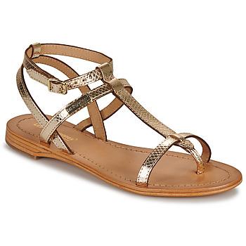 Chaussures Femme Sandales et Nu-pieds Les Tropéziennes par M Belarbi HILAN Or
