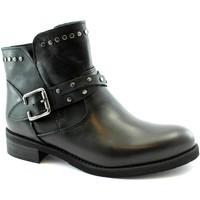 Chaussures Femme Bottines Divine Follie DIV-I20-DF584-NE Nero