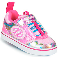 Chaussures Fille Chaussures à roulettes Heelys ROCKET X2 Rose