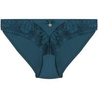 Sous-vêtements Femme Culottes & slips Pommpoire Culotte émeraude Ephémère Vert