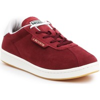 Chaussures Femme Baskets basses Lacoste Masters 319 1 SFA 7-38SFA00032P8 bordowy