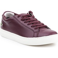 Chaussures Femme Baskets basses Lacoste L.12.12 317 1 CAW 7-34CAW0016FD8 fioletowy