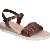 Chaussures Femme Sandales et Nu-pieds Rizzoli BK607 Marron