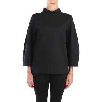 Vêtements Femme Tops / Blouses Anna Seravalli S1005 Noir