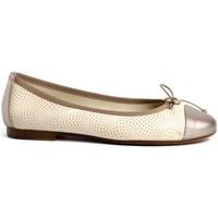 Chaussures Femme Ballerines / babies Traveris 91401 Beige