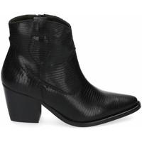 Chaussures Femme Bottines Funny Lola 4150 Noir