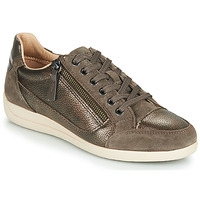Chaussures Femme Baskets basses Geox D MYRIA Beige