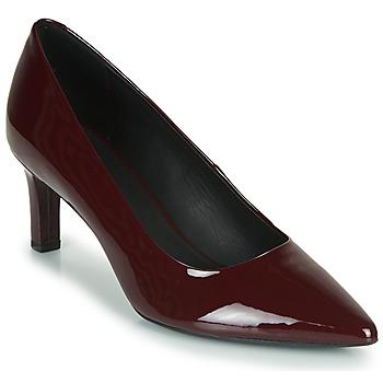 Chaussures Femme Escarpins Geox D BIBBIANA Bordeaux