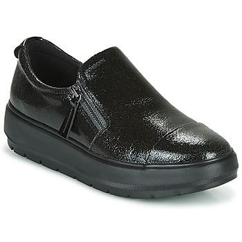 Chaussures Femme Baskets basses Geox D KAULA Noir