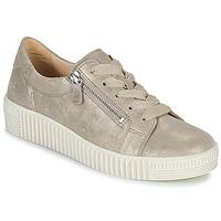 Chaussures Femme Baskets basses Gabor 6333462 Beige / Doré