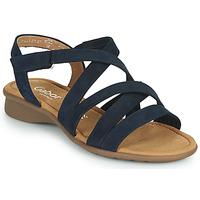 Chaussures Femme Sandales et Nu-pieds Gabor 6606636 Bleu
