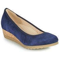 Chaussures Femme Ballerines / babies Gabor 6264146 Bleu