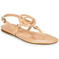 Chaussures Femme Sandales et Nu-pieds Coach JERI Beige