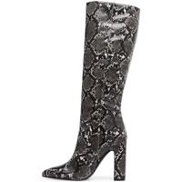 Chaussures Femme Bottes ville Steve Madden SMSROUGE-GRYSNK GRIS