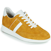 Chaussures Homme Baskets basses Lloyd BURT Moutarde