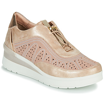 Chaussures Femme Baskets basses Stonefly CREAM 31 Rose