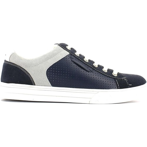 Chaussures Homme Baskets basses Lumberjack 1562 M01 Sneakers Man Navy blue/white Navy blue/white