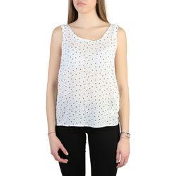 Vêtements Femme Tops / Blouses Armani jeans - c5022_zb Blanc
