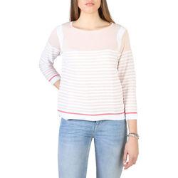 Vêtements Femme Pulls Armani jeans - 3y5m2g_5m23z Rose