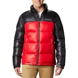 Vêtements Homme Doudounes Columbia Pike Lake Jacket Noir, Rouge