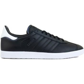 Chaussures Homme Baskets basses adidas Originals Gazelle Noir