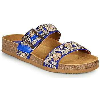 Chaussures Femme Mules Desigual ARIES EXOTIC Bleu