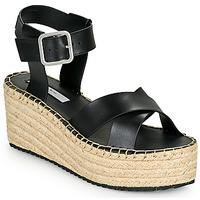 Chaussures Femme Sandales et Nu-pieds Pepe jeans WITNEY ELLA Noir