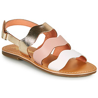 Chaussures Fille Sandales et Nu-pieds Pepe jeans MANDY 3 WAVES Rose