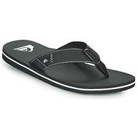 Chaussures Homme Tongs Quiksilver MOLOKAI ABYSS Noir