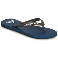 Chaussures Homme Tongs Quiksilver MOLOKAI Marine