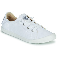 Chaussures Femme Baskets basses Roxy BAYSHORE III Blanc