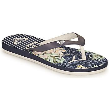 Chaussures Fille Tongs Roxy TAHITI VII G Marine