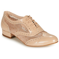 Chaussures Femme Richelieu Fericelli ABIAJE Nude