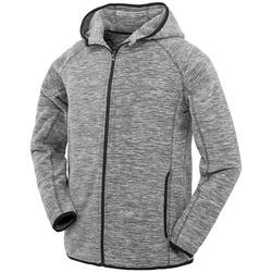 Vêtements Homme Sweats Spiro S245M Gris / noir