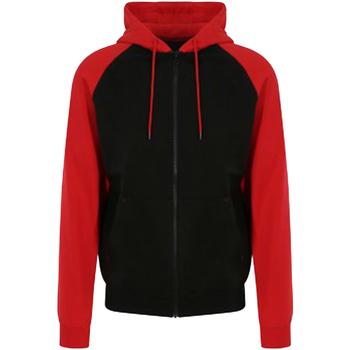 Vêtements Homme Sweats Awdis JH063 Noir / rouge