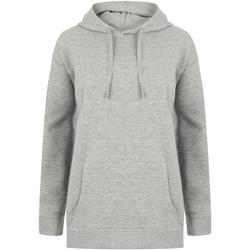 Vêtements Sweats Skinni Fit SF527 Gris chiné